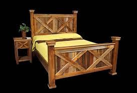 Bradleyu0027s Furniture Etc.   Utah Rustic Bear Paw Barnwood Bedroom Collection