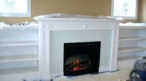 electric fireplace insert canada large image for built in electric fireplaces fireplace insert clearance bookshelves around electric fireplace