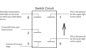 how to wire a 5 pin rocker switch diagram wiring rocker switch diagram 5 pin switch wiring diagram wiring diagram schemes