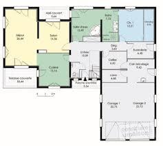 Perfect Plan Rdc   Maison   Maison Contemporaine 3 ...