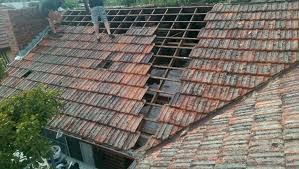 removing tiles to replace with colorbond steel roof heidelberg heights image