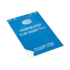 Flip Chart Pad Flip Chart Pads 100 Gsm 585 X 810mm 20 Sheets