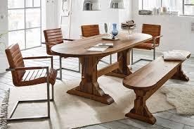 Moderne Stühle Zu Altem Tisch Ovaler Esstisch Holz Full Size
