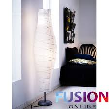 ikea floor lamp rice paper. IKEA FLOOR LAMP RICE PAPER SHADE SOFT MOOD LIGHT STYLISH BRAND NEW UK DUDERO Ikea Floor Lamp Rice Paper Y