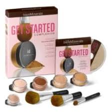 discover get started kit by bareminerals at mecca as the starting point for anyone new to bareminerals makeup the get started kit is the collection that