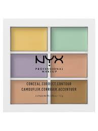 Палетка для коррекции <b>лица CONCEAL</b>, CORRECT, CONTOUR ...