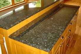 green erfly granite