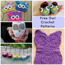 Free Crochet Patterns Awesome 48 HootWorthy FREE Crochet Owl Patterns