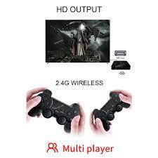 GameBox B01 Android Tv Box Chơi Game Chuyên Dụng Tặng Kèm 2 Tay Không Dây - Tivi  Box Ram 2GB