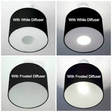 frosted lampshade diffuser the