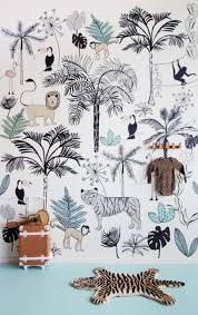 Jungle Kinderbehang Studio Claas Studio Claas Homedeconl