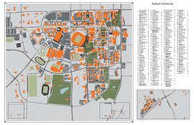 auburn university map  my blog