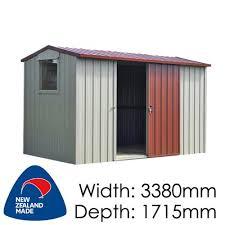 duratuf kiwi mk3 garden shed