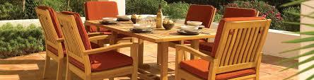 kingston teak outdoor patio furniture