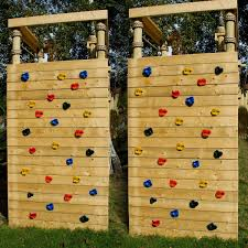 odoland textured climbing holds rock wall indoor outdoor playground set for kids children multi color assorted