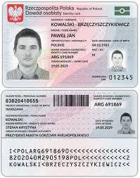Identity Wikipedia - Card Polish