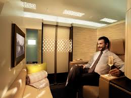 Etihad Airways Won Its First Award For The New First Class Apartment