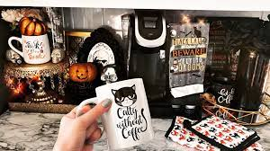 Check spelling or type a new query. Spooky Halloween Theme Keurig Coffee Station My Lovely Listings
