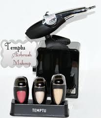 airbrush makeup with temptu