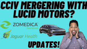 CCIV Merger News With Lucid Motors! ZOM ...