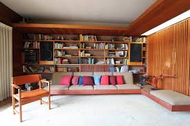 Mid Century Modern Living Room Furniture Built In Cabinets Home Element Denwar Pottery 39 S Home Mixes