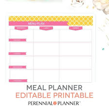 menu planner worksheet thanksgiving dinner menu planner template danielmelo info