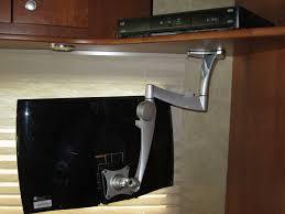 Under Cabinet Tvs Kitchen Cabinet Tv Mount Kitchen