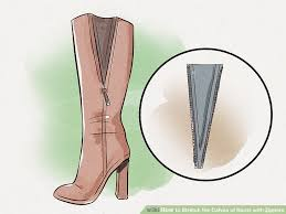 image titled stretch the calves of boots with zippers step 7