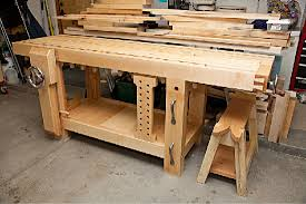 Benchcrafted™ Roubo Bench Plans U0026 Vise Hardware  Lee Valley ToolsRoubo Woodworking Bench