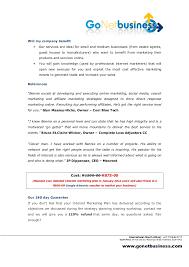 Marketing Business Proposal Under Fontanacountryinn Com