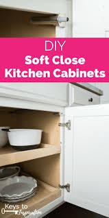 Kitchen Cabinet Soft Close Cool Inspiration Ideas