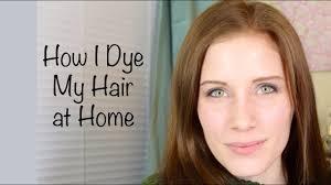 John Frieda Precision Foam Color Chart How I Dye My Hair At Home John Frieda Precision Foam Hair Color