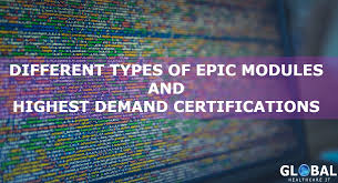 Different Types Of Epic Modules And Highest Demand