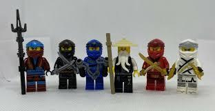LEGO Ninjago Magazine Issue 62 Minifigure Ninja Cole With Cyber Hammer for  sale online