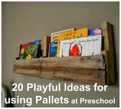 Preschool Kitchen Furniture Let The Children Play 20 Playful Ideas For Using Pallets At Preschool