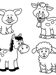 Coloring Pages Forest Animals Rainforest Animals Coloring Pages Forest Animal Coloring Pages