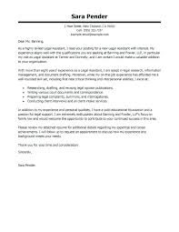 Clerical Assistant Cover Letter Legal Assistant Cover Letter Legal
