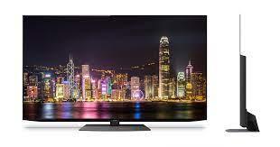 Sharp launches its first OLED TV - FlatpanelsHD