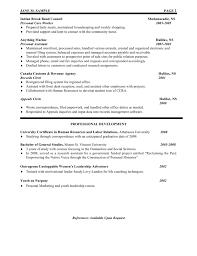 Cover Letter Human Resources Assistant Resume Samples Resume