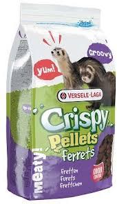 <b>VERSELE</b>-<b>LAGA корм</b> для хорьков <b>Crispy</b> Pellets Ferrets ...