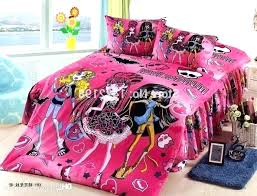 Monster High Bed Sets Monster High Bed Set Monster Monster High Bed ...