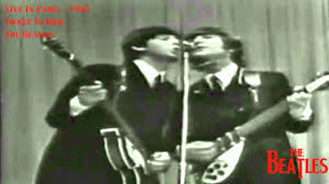 ticket to ride live in paris  ticket to ride live in paris 1965