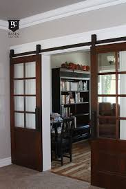 popular of interior barn door with glass and best 20 glass barn doors ideas on home