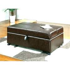 sophisticated black storage ottoman coffee table round tables ikea