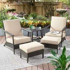 patio furniture outdoor conversation
