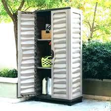 waterproof outdoor corner cabinet rubbermaid storage outside weatherproof bins amazing