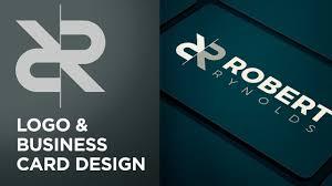 Logo And Business Card Design Adobe Illustrator Photoshop