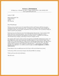 27 Architecture Cover Letter Sample Resume Cover Letter Example
