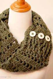 Crochet Infinity Scarf Pattern Cool Decoration