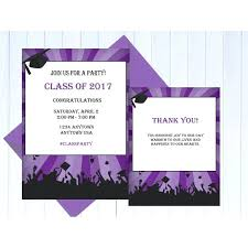 Online Graduation Party Invitations Personalized Graduation Invitations Online Trendier Your Custom